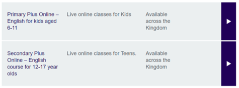 British Council Offers