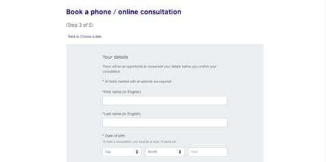 British Council Consultation