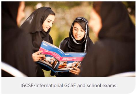 British Council IGCSE