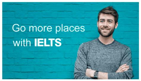 British Council Take IELTS