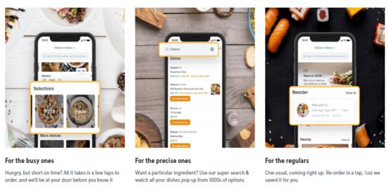 CAREEM FOOD's web store