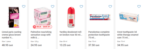 Carrefour Beauty