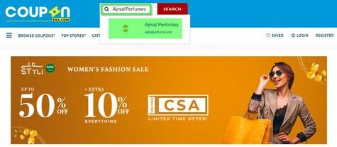 Ajmal Perfumes CouponKSA.com