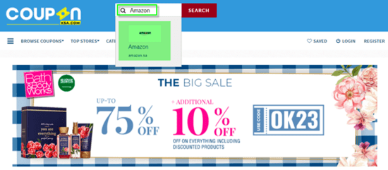 Amazon CouponKSA.com