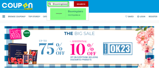 Bloomingdales CouponKSA.com
