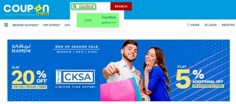 Gearbest CouponKSA.com