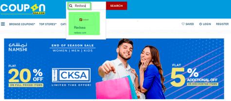 Redsea CouponKSA.com