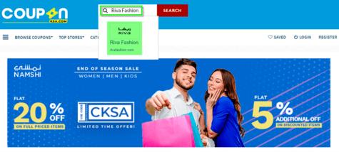 Riva Fashion CouponKSA.com
