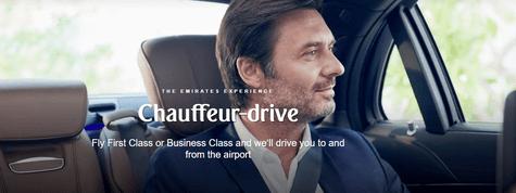 Emirates Chauffeur Drive