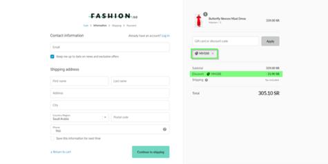 Fashion.sa Discount