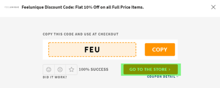 Feelunique Coupon