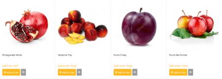 Khodar and More Fruits
