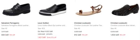 Luxury Closet Shoes