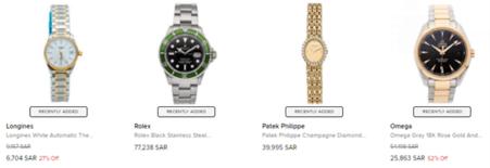 Luxury Closet Watches