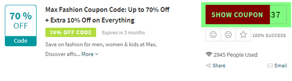 Max Code