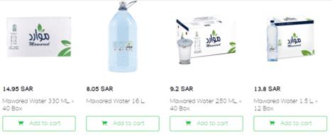 Nana Direct Water