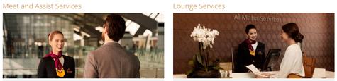 Qatar Airways Meet n Greet