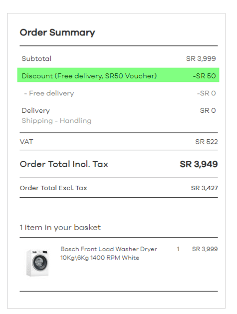 Redsea Discount