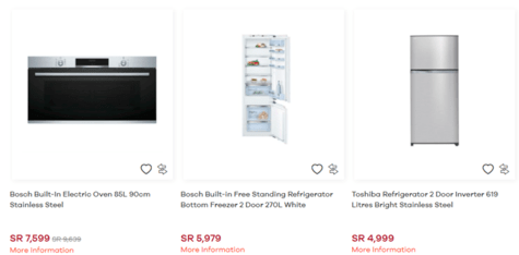 Redsea Appliances