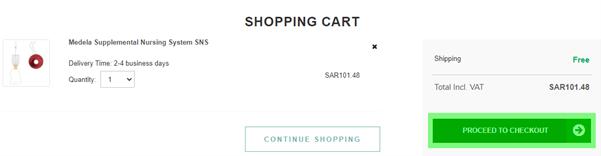 Sprii Cart