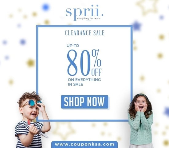Sprii Coupon