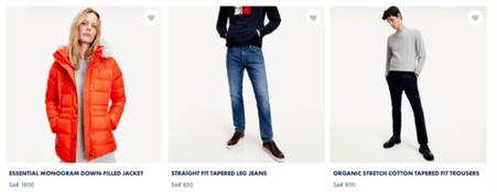 Tommy Hilfiger Cloths