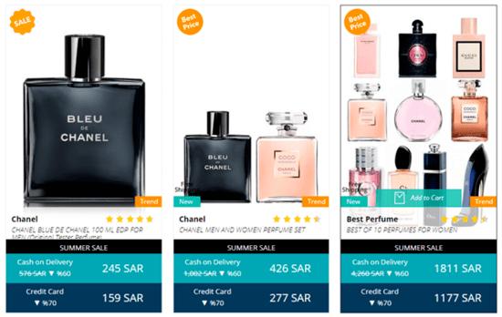 VipBrands Perfumes